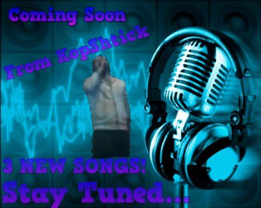 coming soon 3 songs